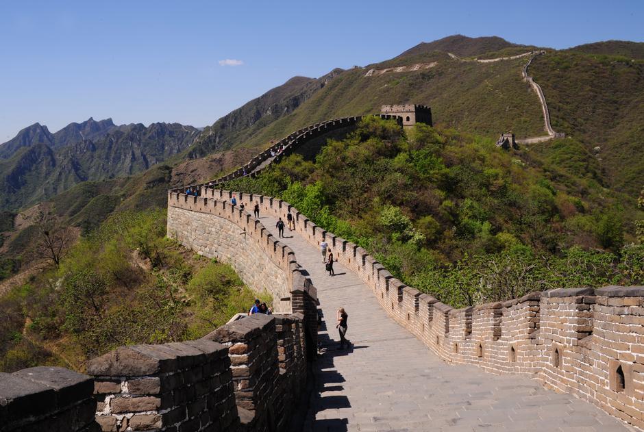 Kineski zid | Author: Reinhard Kaufhold/DPA/PIXSELL