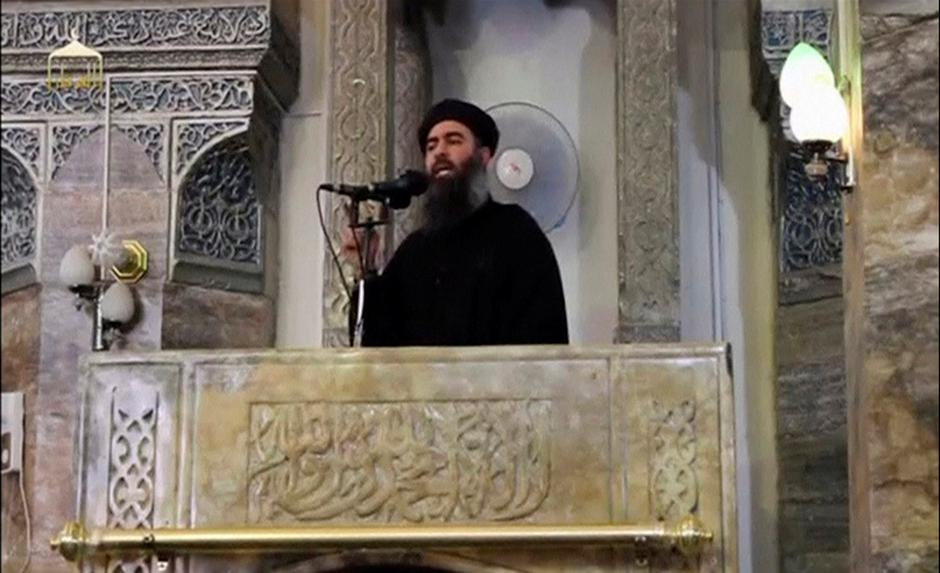 Abu Bakr al Baghdadi | Author: REUTERS
