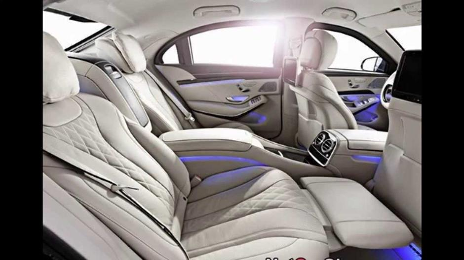 Mercedes S600 Guard | Author: PROMO
