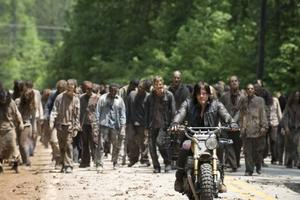 Scena iz serije The Walking Dead