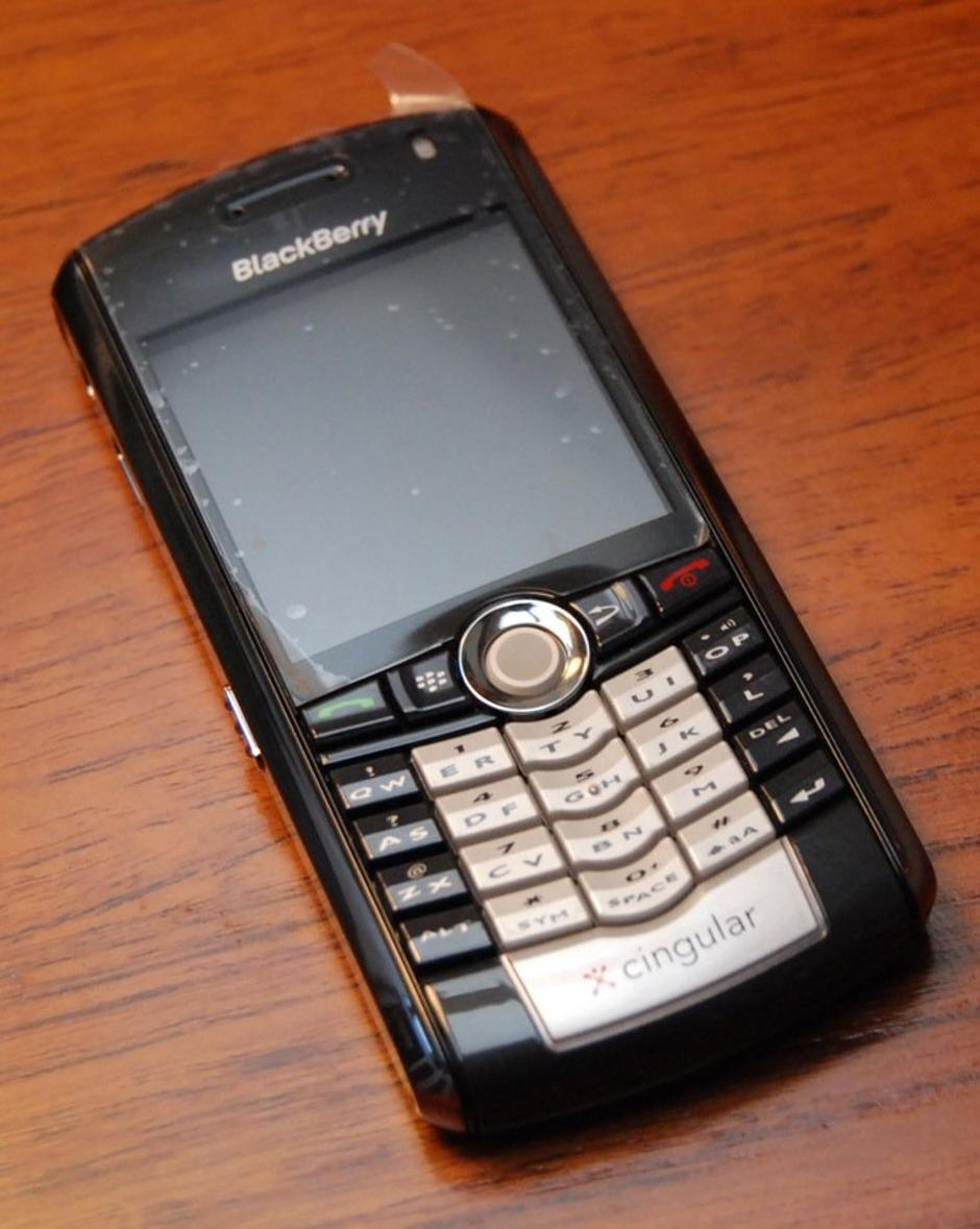 BlackBerry Pearl | Author: Wikipedia