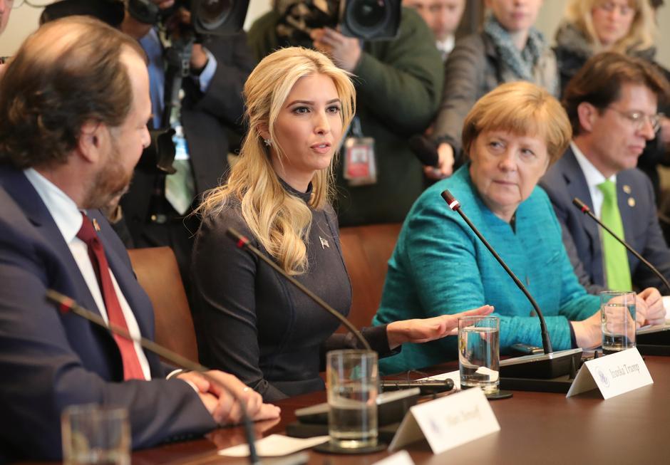 Ivanka Trump | Author: DPA/PIXSELL