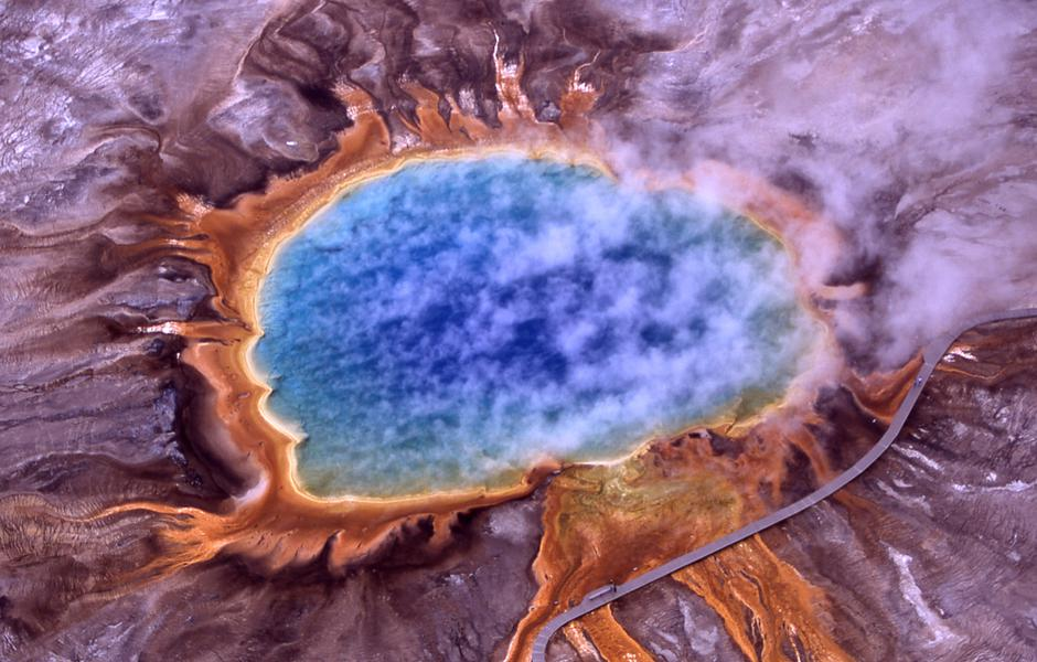 Yellowstone nacionalni park | Author: Wikipedia