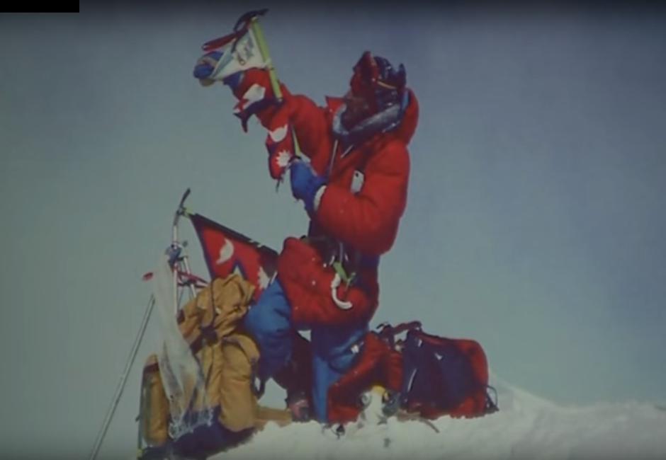 Uspon na Mount Everest, Stipe Božić | Author: YouTube