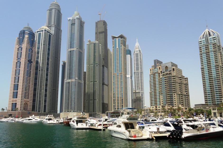 Dubai Marina | Author: Wikipedia