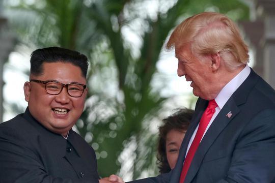 Sastali se Kim Jong Un i Donald Trump