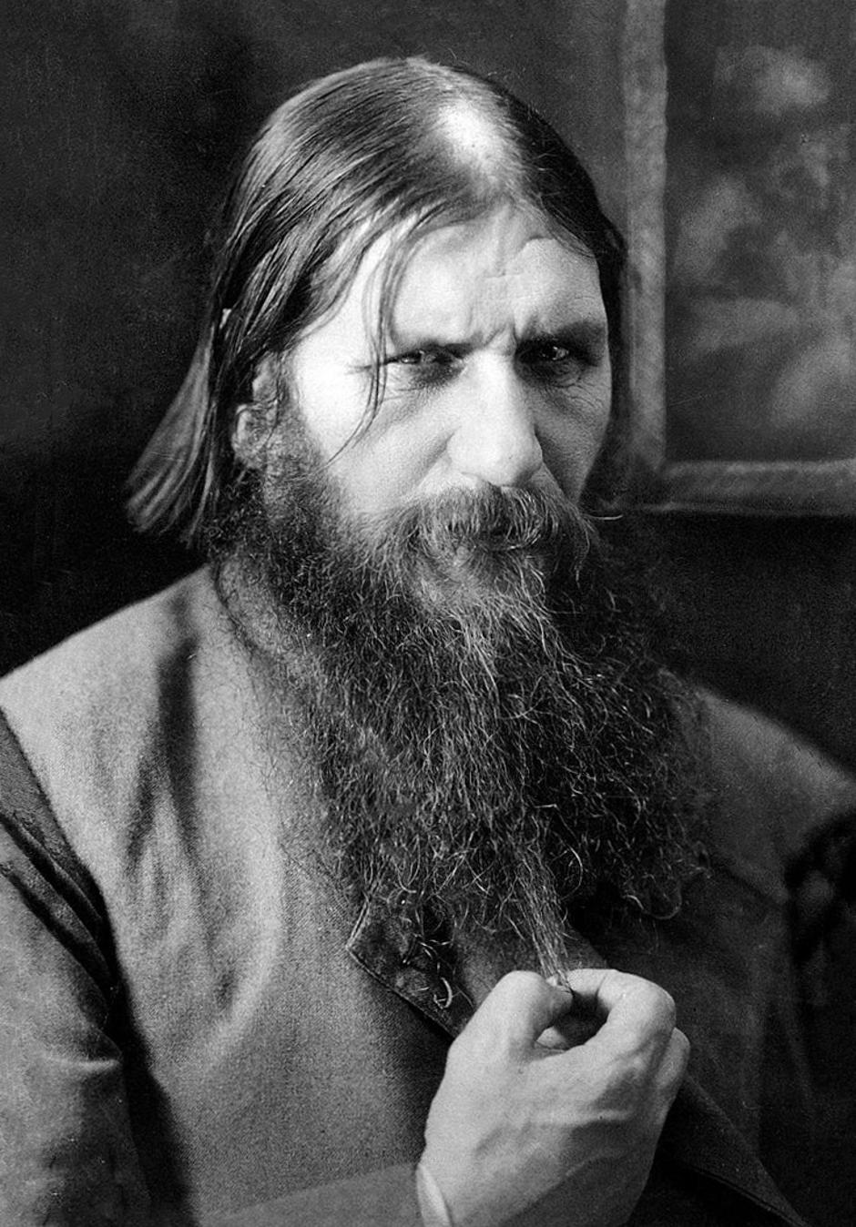Grigori Rasputin | Author: Public Domain