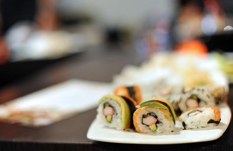 Sushi   Author: Nina Djurdjevic (PIXSELL)