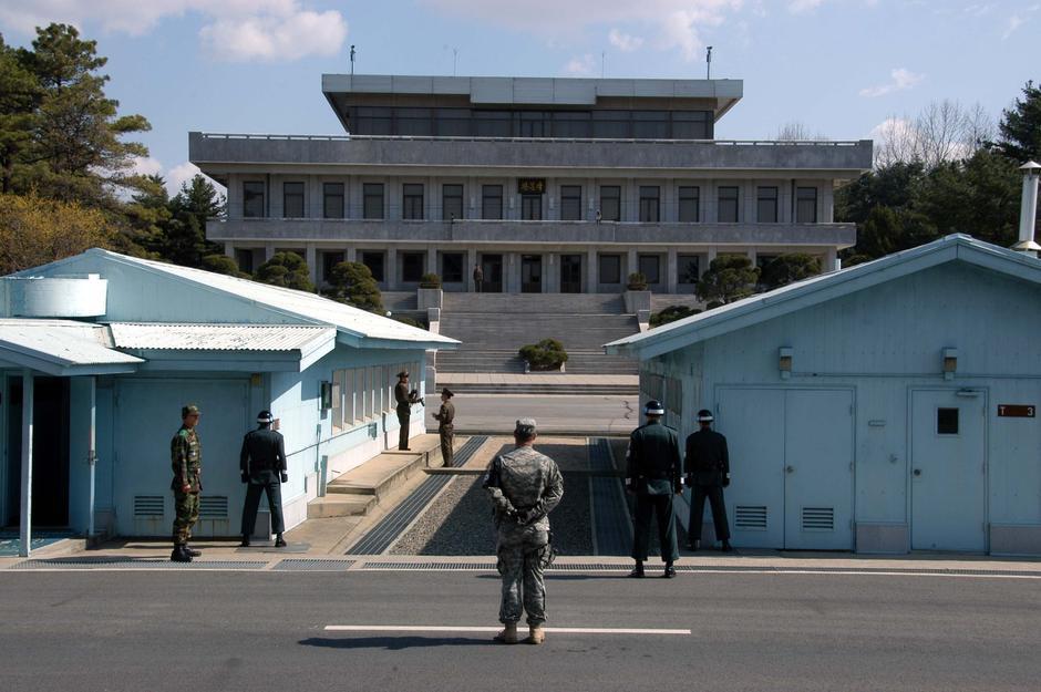 Demilitarizirana zona između Koreja | Author: Wikipedia
