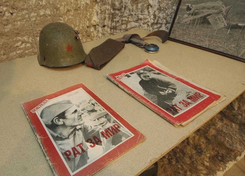 Eksponat izložbe Dubrovnik u Domovinskom ratu | Author: Zvonimir Pandža/PIXSELL