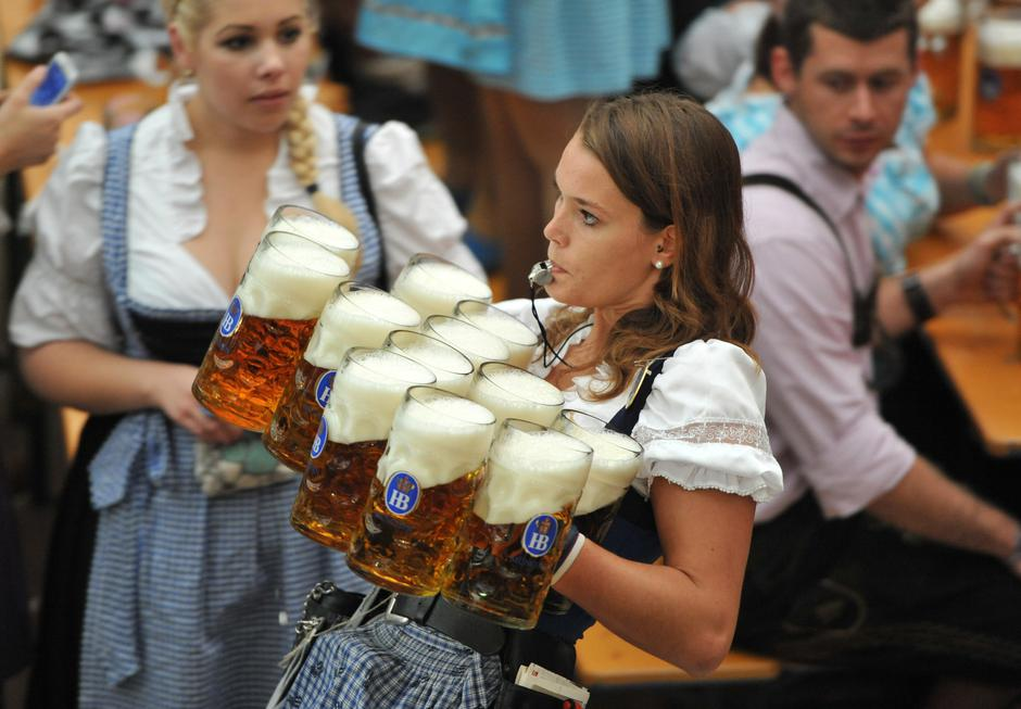 Oktoberfest | Author: Andreas Gebert/DPA/PIXSELL
