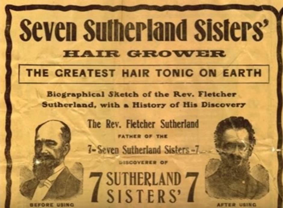 Fotografije sestra Sutherland | Author: screenshot