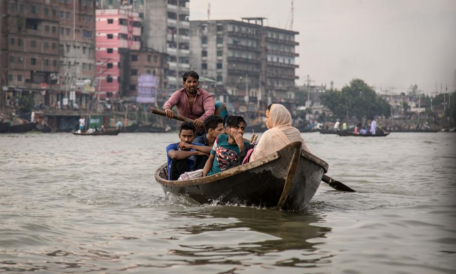 Mjesto za povezivanje bangladeš