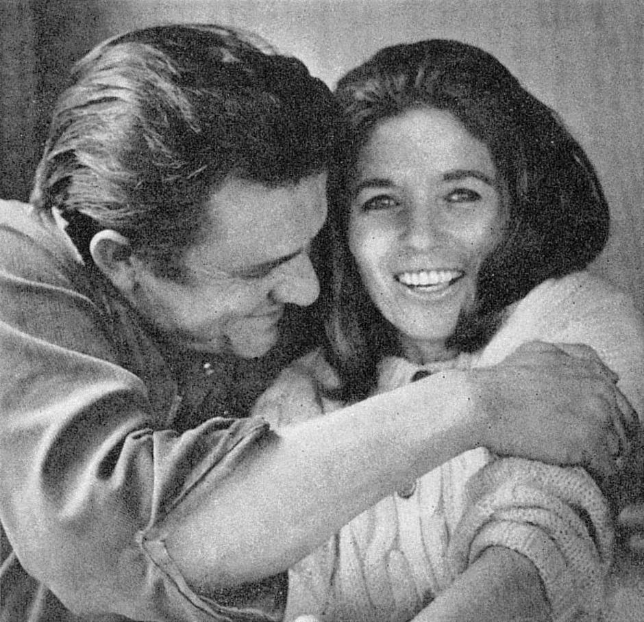 Johnny Cash i June Carter Cash | Author: Wikipedia