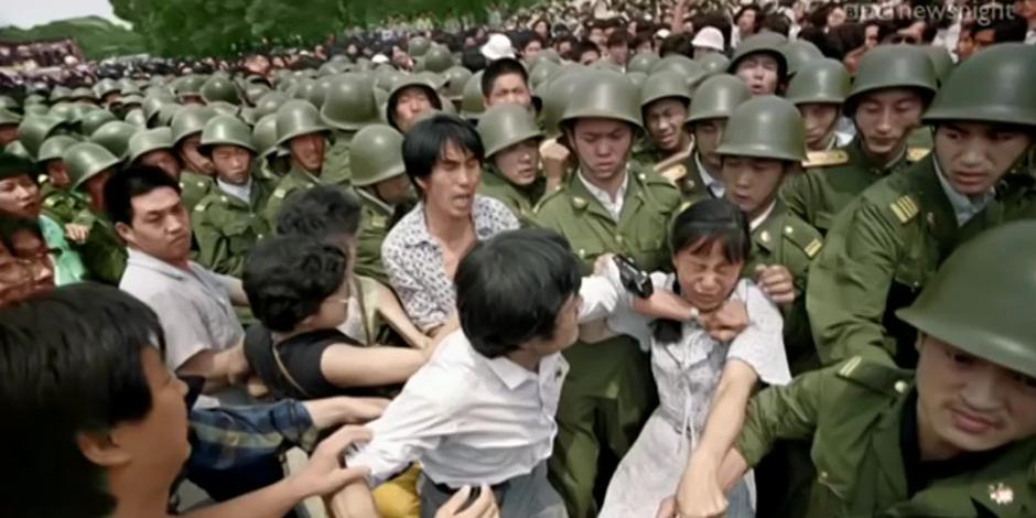 Tiananmenski prosvjedi   Author: Youtube
