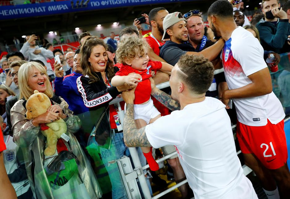 Kieran Trippier, član engleske nogometne reprezentacije | Author: Kai Pfaffenbach/REUTERS/PIXSELL