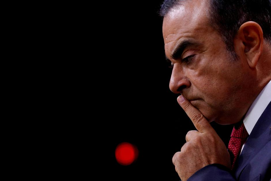 Carlos Ghosn | Author: REUTERS