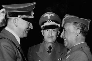 Adolf Hitler i Francisco Franco 1940. godine