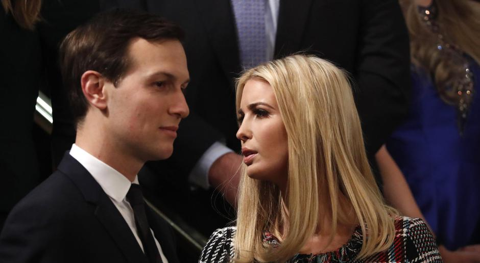 Ivanka Trump i Jared Kushner | Author: JONATHAN ERNST/REUTERS/PIXSELL