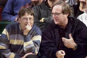 Paul Allen i Bill Gates