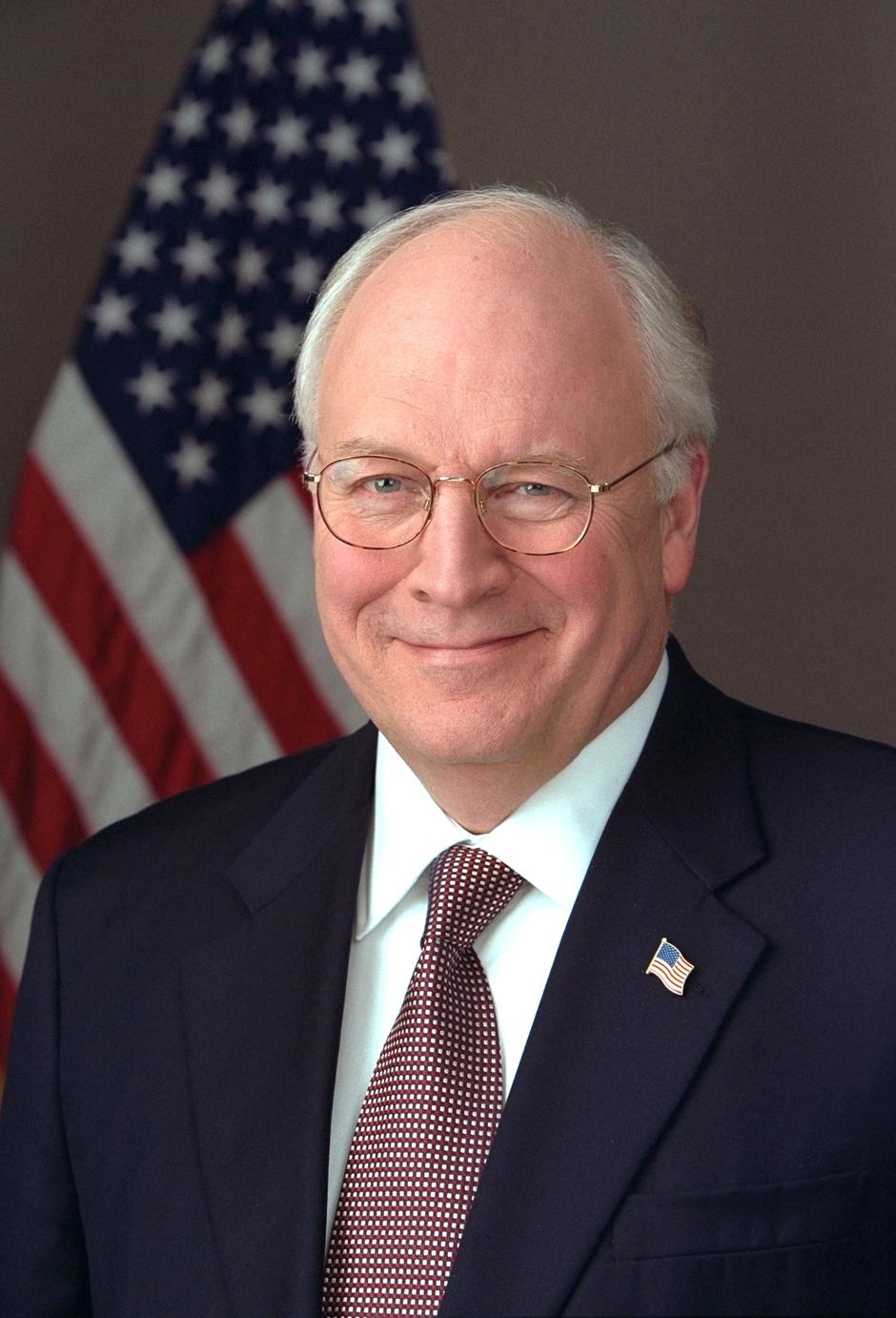 Dick Cheney | Author: U.S. Air Force/ public domain