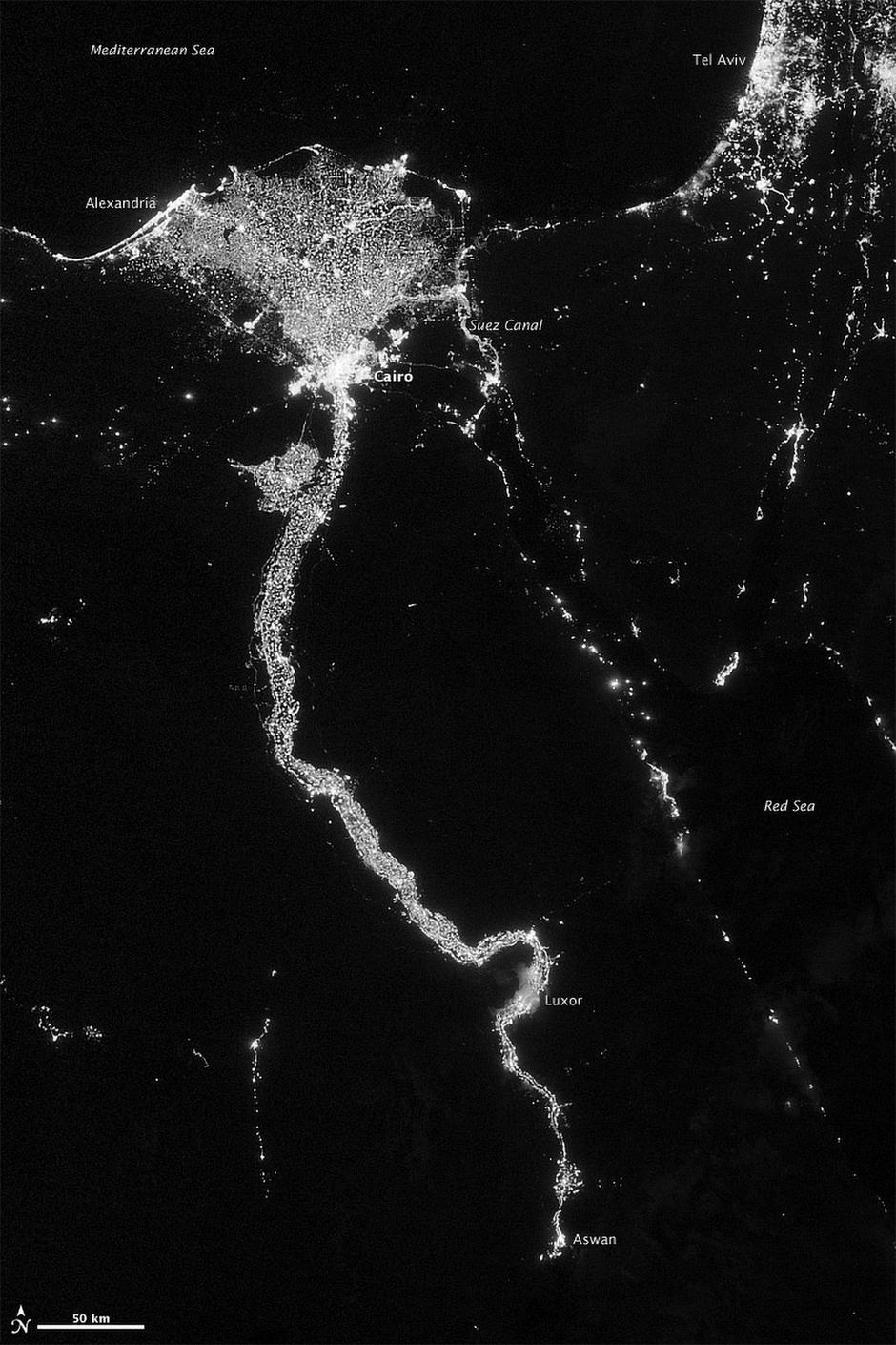 Rijeka Nil | Author: NASA