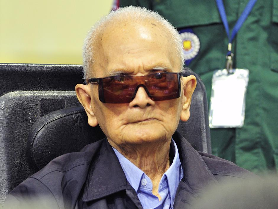 Nuon Chea | Author: REUTERS