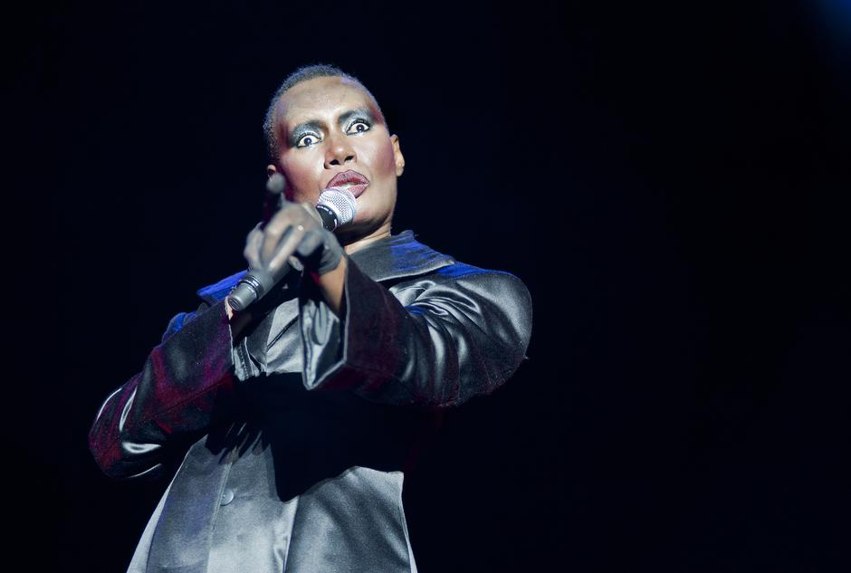 Grace Jones | Author: Press Association/PIXSELL
