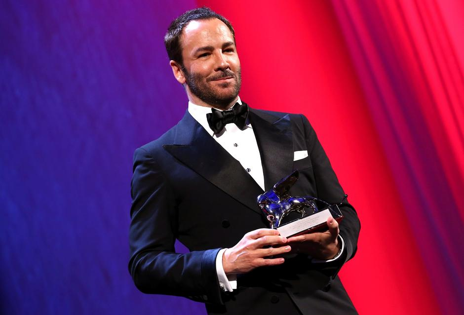 Tom Ford | Author: REUTERS