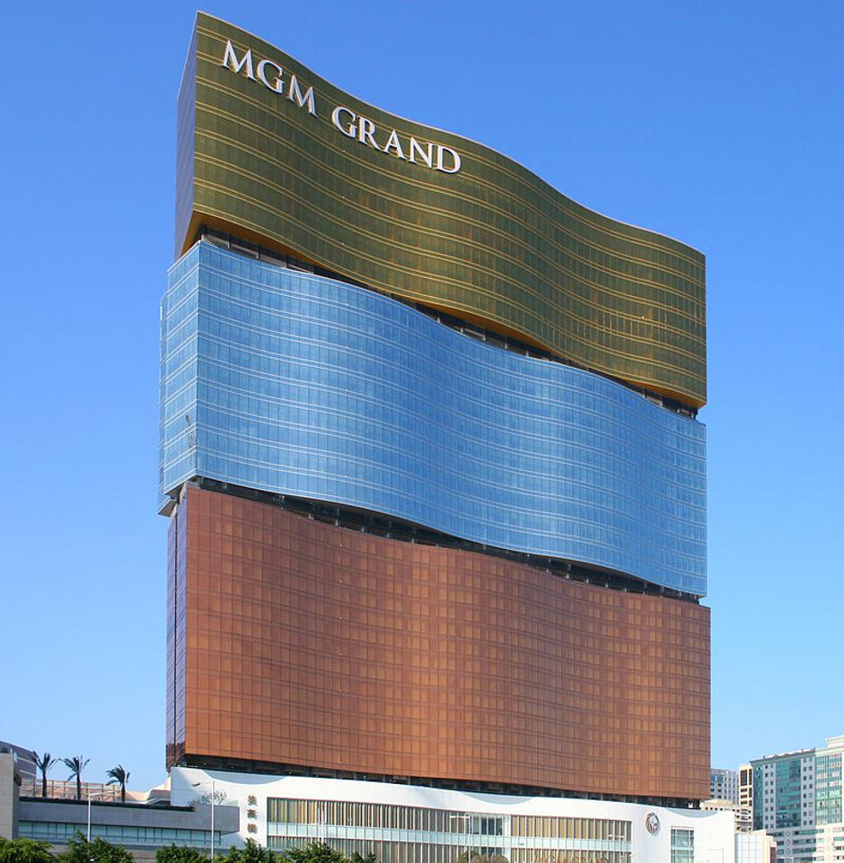 MGM hotel u Macaou | Author: Wikipedia