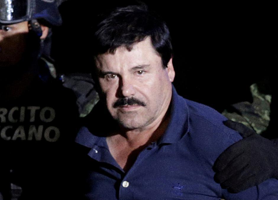 El Chapo   Author: HENRY ROMERO/REUTERS/PIXSELL