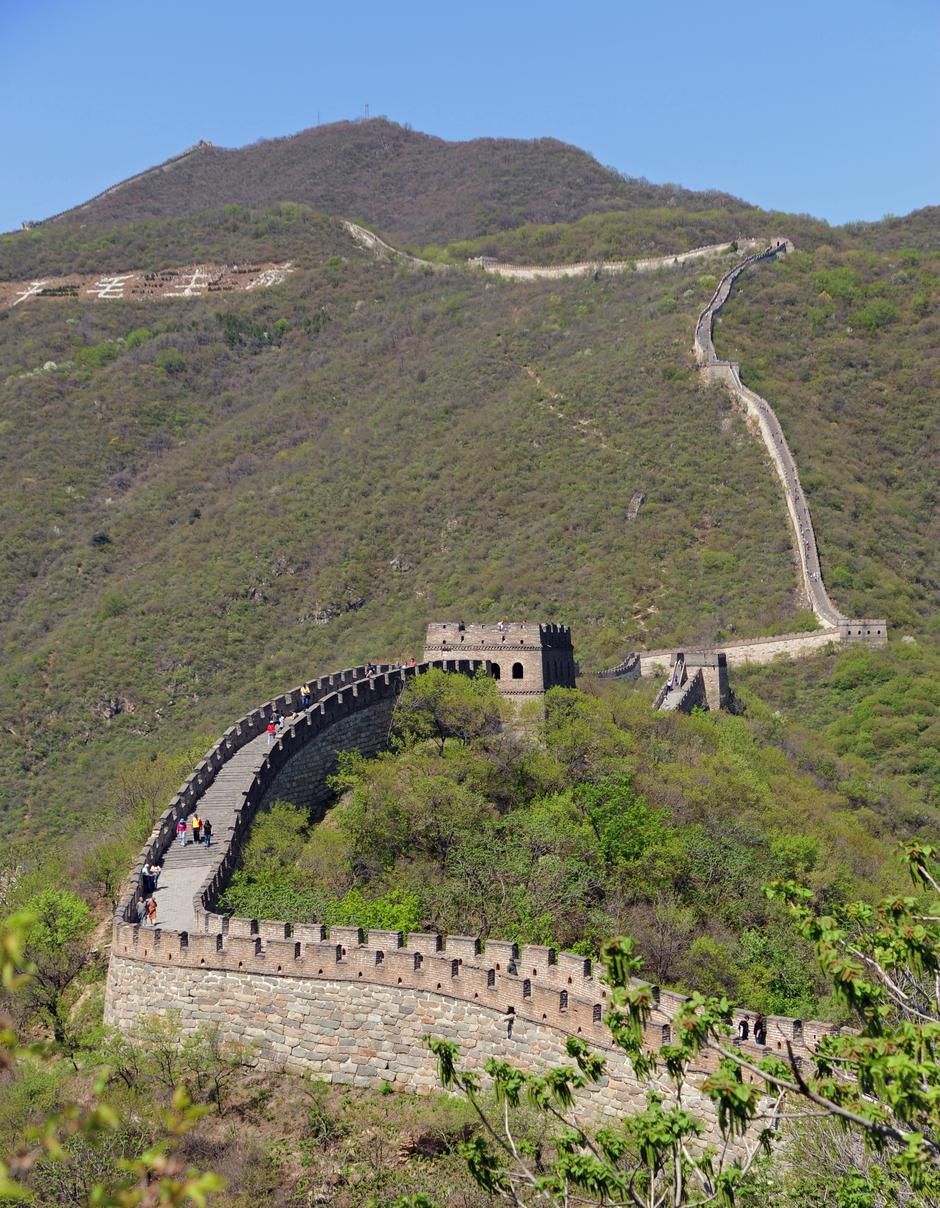 Kineski zid   Author: Reinhard Kaufhold/DPA/PIXSELL