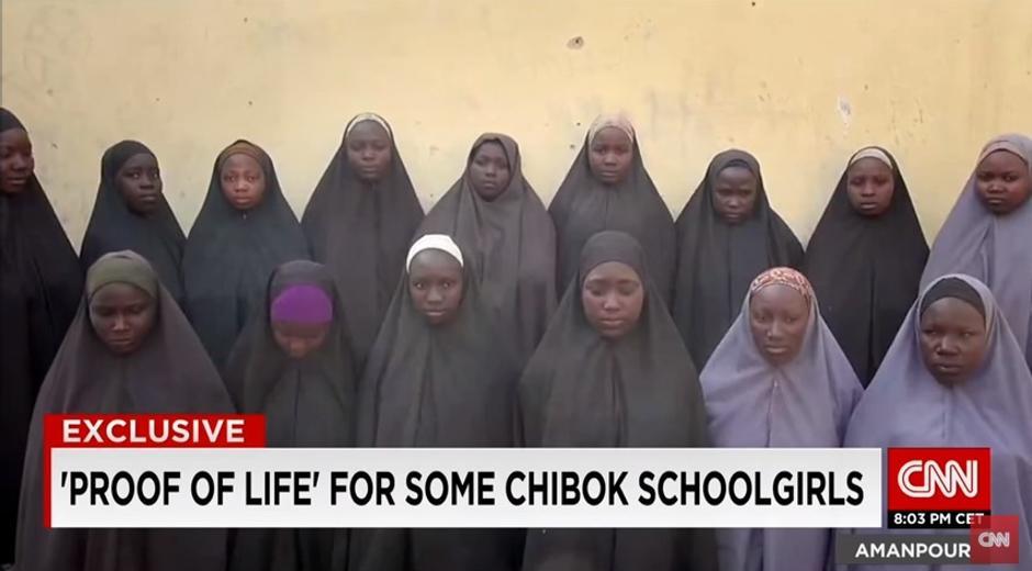 Djevojke koje je oteo Boko Haram | Author: Screenshot CNN