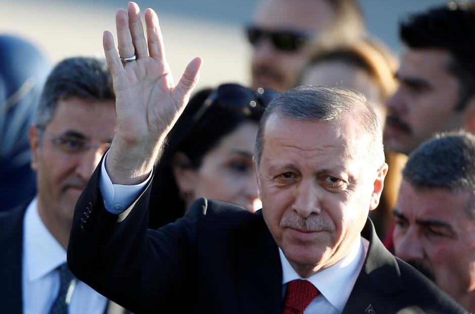 Recep Tayyip Erdogan | Author: Axel Schmidt/REUTERS/PIXSELL