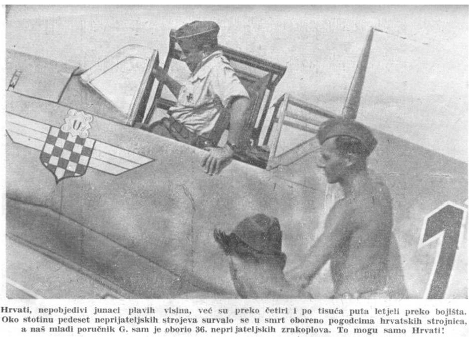 Piloti NDH | Author: Screenshot
