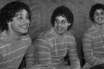 Eddy Galland, David Kellman i Robert Shafran