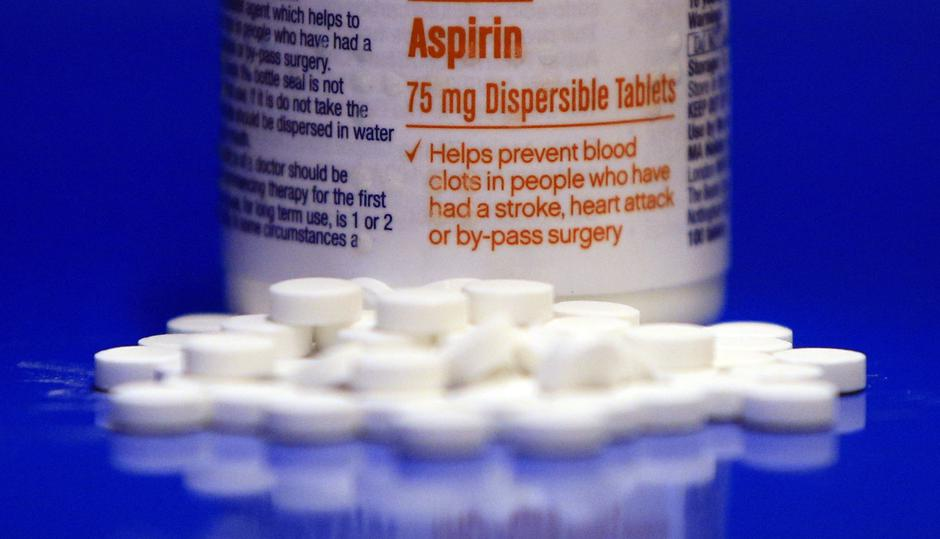 Aspirin | Author: Press Association/PIXSELL