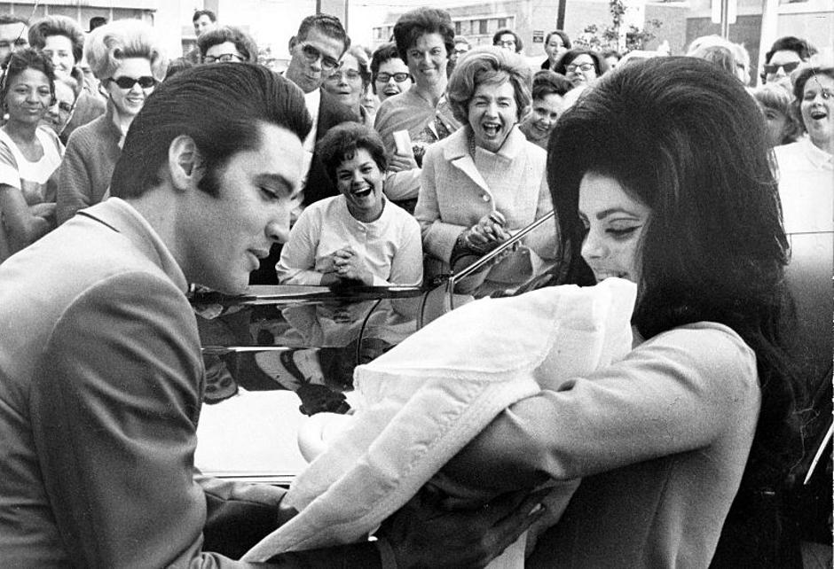 Elvis i Priscilla Presley | Author: Wikimedia Commons