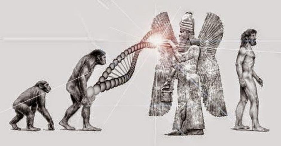 Povezanost ljudi i izvanzemaljaca | Author: screenshot