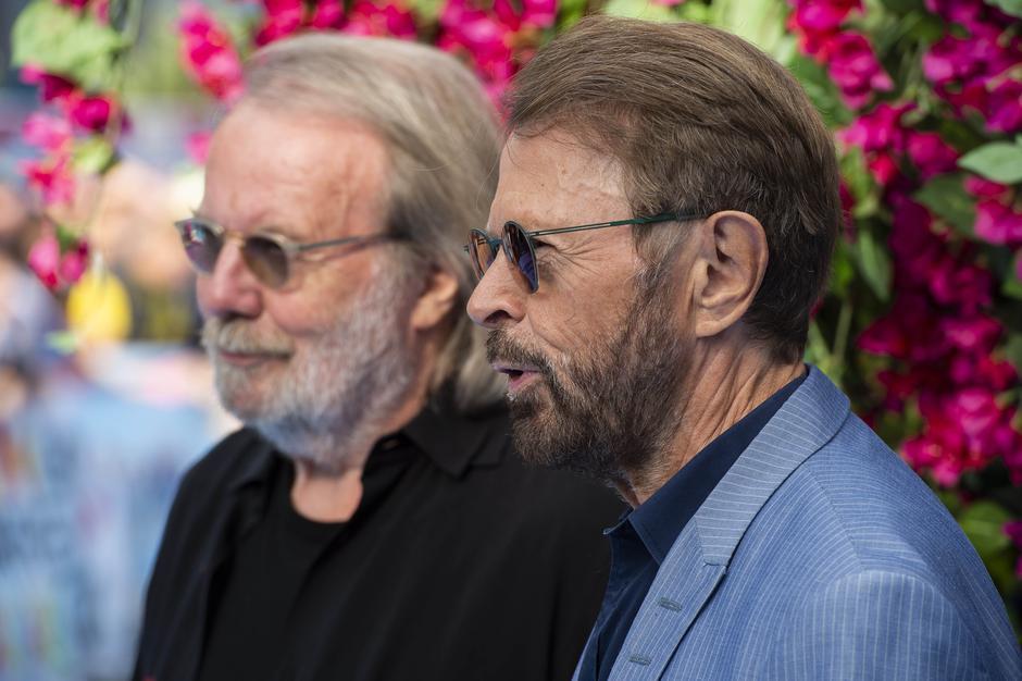 Benny Andersson i Bjorn Ulvaeus | Author: IPA/PIXSELL