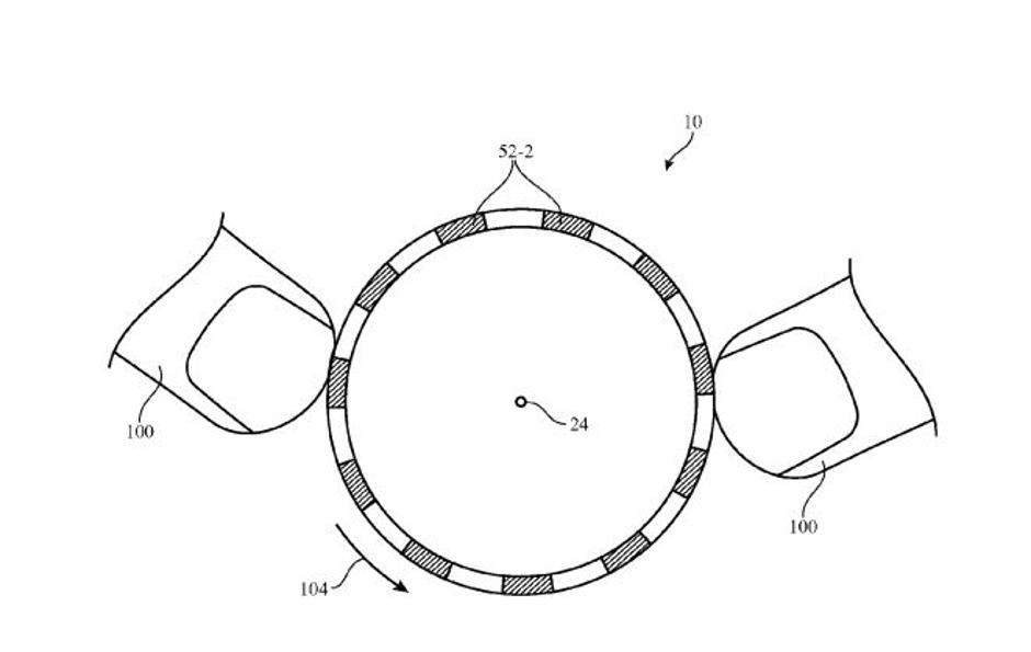 Apple stylus patent | Author: United States Patent and Trademark Office