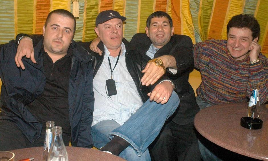 Miljenko Žaja Krojf u klubu Pasha | Author: Marko Lukunić (PIXSELL)