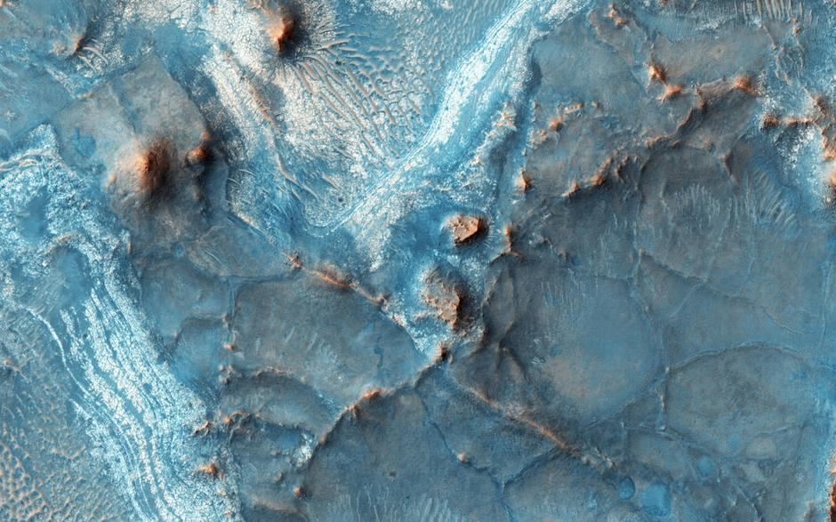 Mars - nove fotografije | Author: NASA/JPL-Caltech/Univ. of Arizona