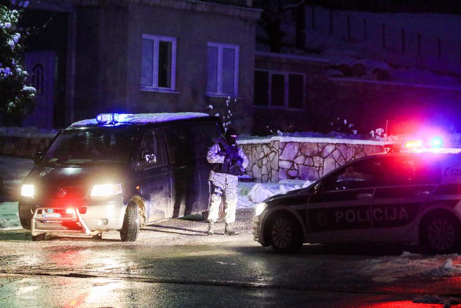 Policijska potraga za Edinom Gačićem i likvidacija | Author: Armin Durgut / PIXSELL