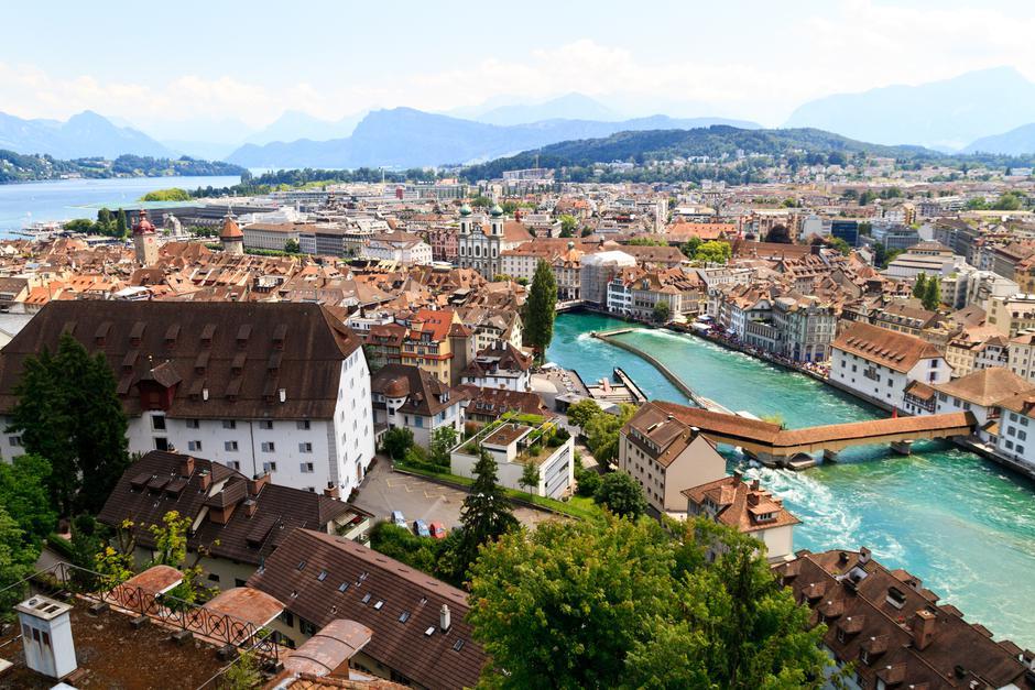 Lucer u Švicarskoj | Author: Getty images