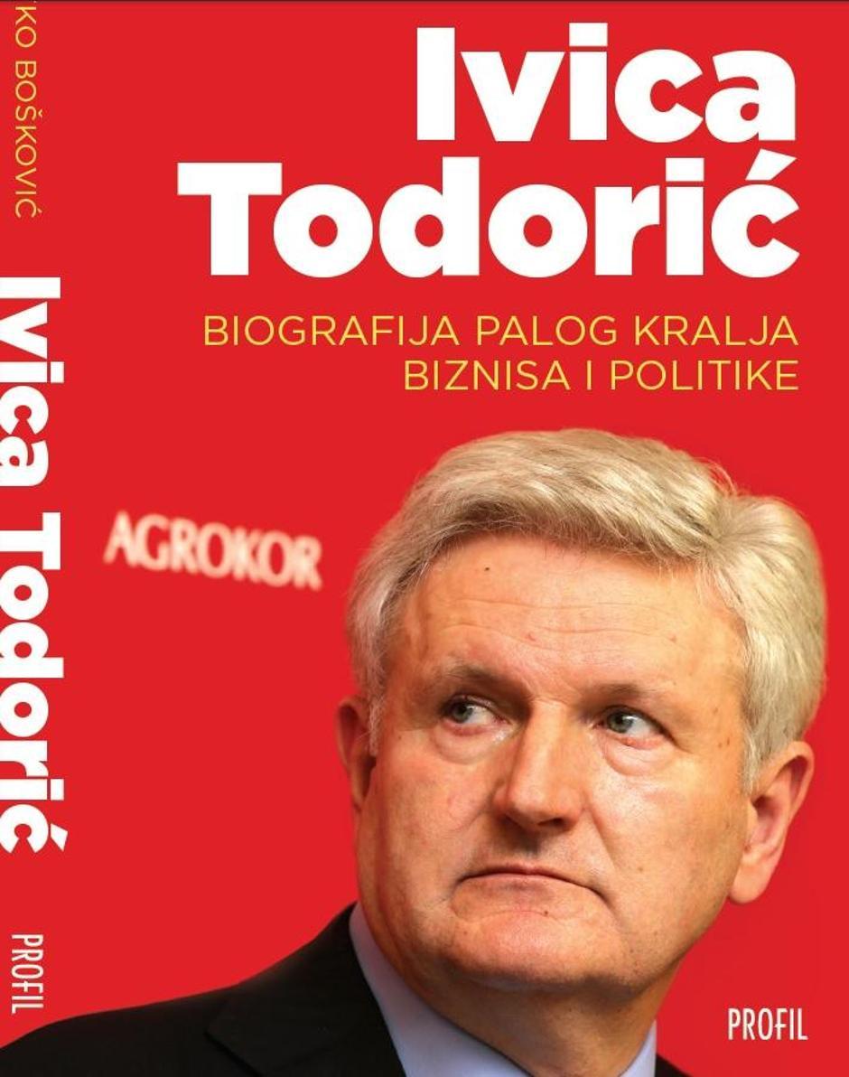 "knjiga ""Ivica Todorić"" | Author: express"