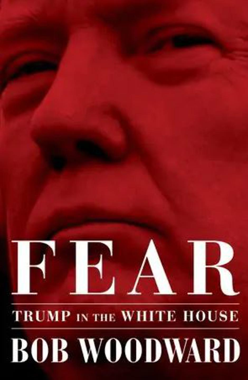 Bob Woodward - knjiga | Author: YouTube screenshot