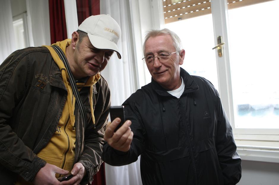 Marijan Ban i Oliver Dragojević   Author: Ivo Čagalj/PIXSELL