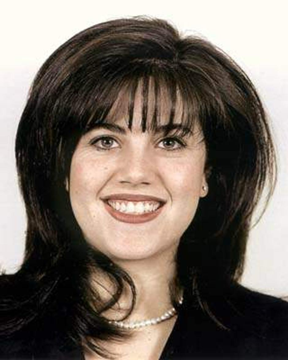 Monica Lewinsky | Author: Helene C. Stikkel/ Wikipedia/ public domain