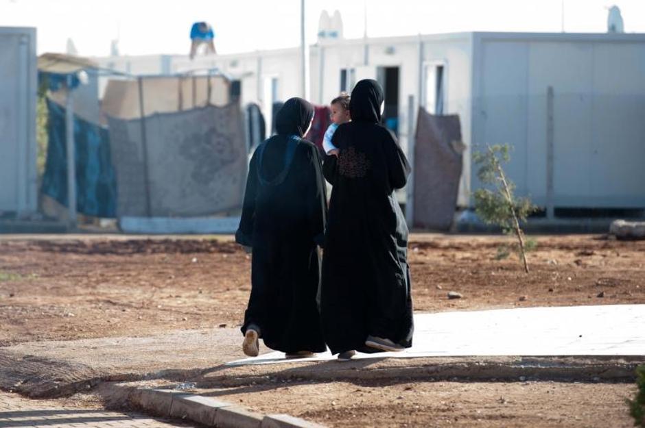 Sirijske izbjeglice u kampu   Author: Maurizio Gambarini/DPA/PIXSELL